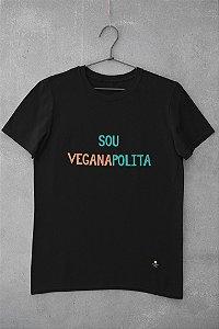 Camiseta feminina Veganapolita