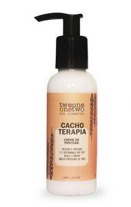 Creme de Pentear Cacho Terapia Natural Murumuru e Chia Vegano Twoone Onetwo 120g