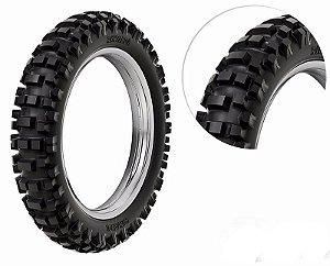 Pneu Rinaldi Modelo RMX35 Para Trilha e Motocross 100/100-18 59m CRF 230 TRT 230