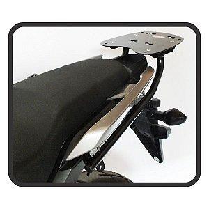 Suporte de Bagageiro Superior Marca Scam Honda CB 500X  Para Baú e Bauletos