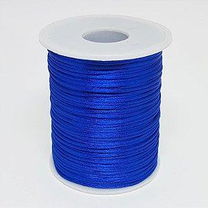 Fio de Seda 1mm 100mt (Azul Royal)