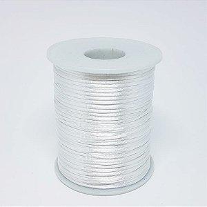 Fio de Seda 1mm 100mt (Branco)