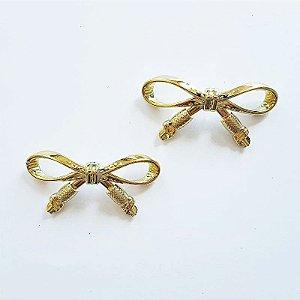 Piercing Lacinho Básico ABS (Dourado)