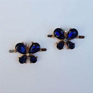 Piercing Garra - Borboletinha (Azul)