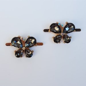 Piercing Garra - Borboletinha (Preto)