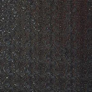 Lonita Tecido - Rendada Ondas (Preto)