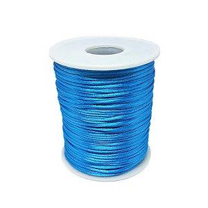 Fio de Seda 1mm 100mt (Azul Oceano)