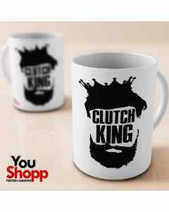 Caneca REI DO CLUTCH