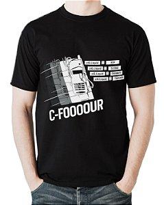 Camiseta C-FOUR