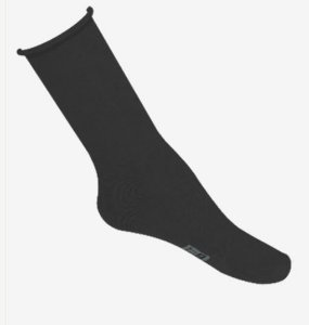 Meia antibolhas social sem punho - pés diabéticos - feet spa
