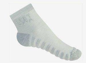 Meia antibolhas massageadora dupla face - pés diabéticos - feet spa