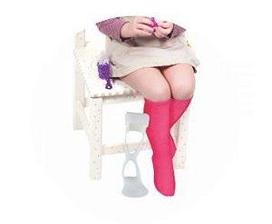Meia ortopédica afo protect infantil - ortho pauher – ref.: sg719i