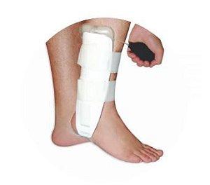 Imobilizador de tornozelo airpauher terapêutico - ortho pauher – ref.: ac081