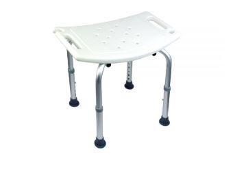 Banco ortopédico de banho para acessibilidade - ortho pauher - ref.: ac3005