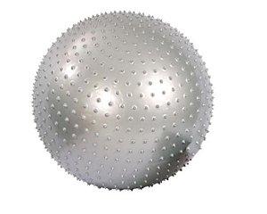 Fisioball - bola profissional para exercícios  com pinos - ortho pauher - ref.: fg21