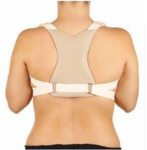 Corretor postural para dor nas costas de ficar sentado -  ortho pauher -ref.: ac631