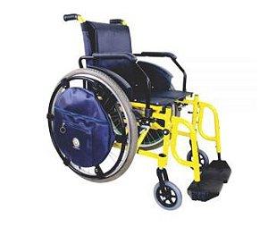 Bolsa inteligente para cadeira de rodas - ortho pauher – ref.: 3520