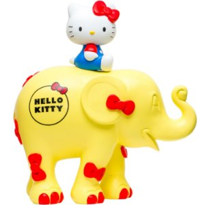 Hello Kitty Sitting Bow Lemon - 10 cm