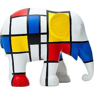 Hommage to Mondriaan - 15 cm