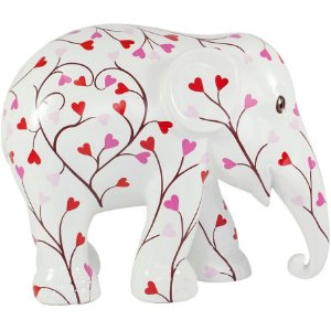Pink Tree of Love - 20 cm