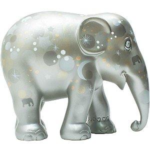 Sparkling Celebration Silver - 20 cm