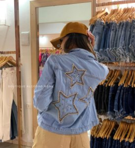 Jaqueta Estrelas