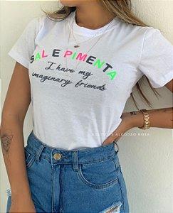 T-shirt Mila Sal e Pimenta