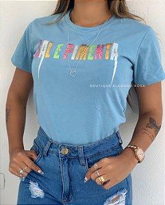 T-shirt Isa Sal e Pimenta
