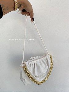 Bolsa Eva Branca