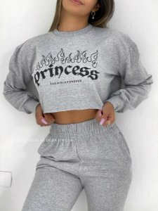 Cropped Princess