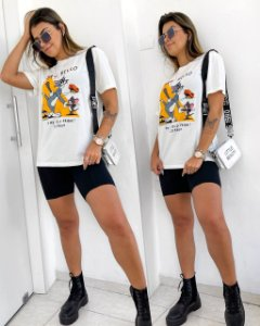 T-shirt Tom e Jerry