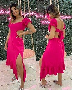 Vestido Dandara Pink