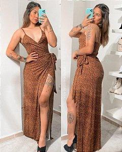 Vestido Antonia Onça