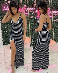 Vestido Antonia Listrado
