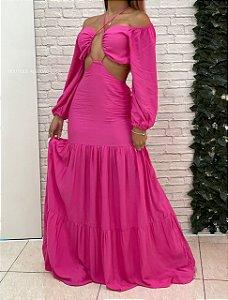 Vestido Hilary Pink