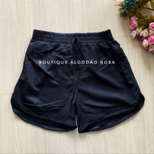 Short preto