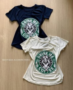 T-shirts drink me