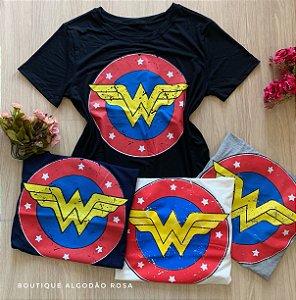 T-shirts mulher maravilha