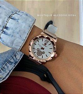 Relógio Mickey Rose