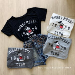 T-shirt mickey |