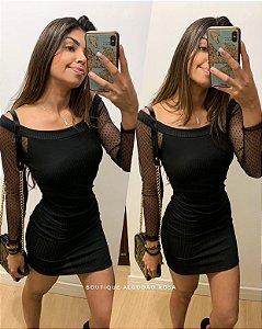 Vestido Tule