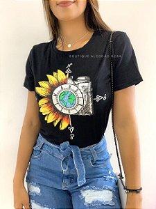 T-shirt Mundo