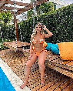 Biquíni laranja