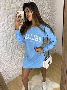 Camisão Malibu Azul