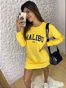 Camisão Malibu Amarelo
