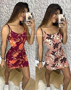 Vestido Florido Bia