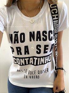 T-shirt Contatinho