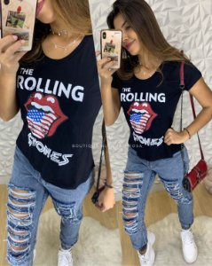 T-shirt Rolling Stones
