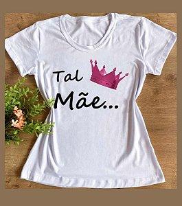 T-shirt Tal Mãe
