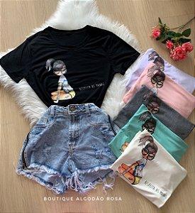T-shirt Respeita as Manas